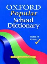 The Popular School Dictionary By Joyce Hawkins, Andrew Delahunty, Fred McDonald