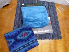 LL Bean Unisex Luxe Shadow Teal Fleece Neck Warmer and other neck warmer!