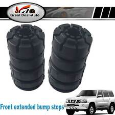 FRONT EXTENDED BUMP STOP FOR NISSAN PATROL GU GQ Y61 Y60 1987-2015 BUMP STOPS