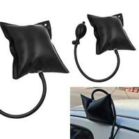 Car Air Pump Wedge Inflatable PVC Bag Shim Door Window Alignment Lock Hand I2P8