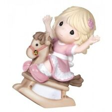 Precious Moments 'Oh What Fun It Is To Ride' Christmas Figurine 141014