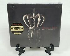 Lacuna Coil Broken Crown Halo Limited Edition CD DVD Combo New
