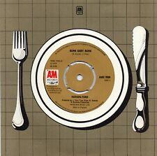 "Hudson-Ford - Burn Baby Burn  (7"" Single 1974)"