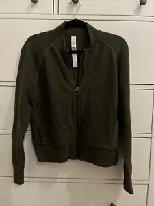 Lululemon jacket Size 8 Au 12 Activewear