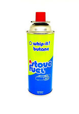 Whip It Stove Fuel Butane - Portable Camping Cooking - NEW- High Performance 8oz