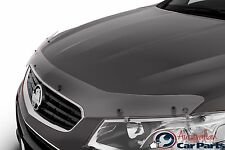 HOLDEN Commodore VF Tinted Bonnet & Headlamp Protector Combo Genuine 2014 2015 2