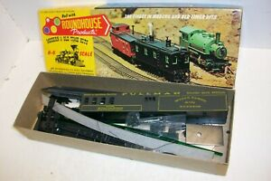 HO ROUNDHOUSE 5060 / PLASTIC Kit : 50´ COMBINATION CAR UP & CP