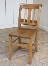 Beech Dining Chairs Victorian Antique Furniture