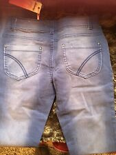 Purple Fade Out Jeans Size 8