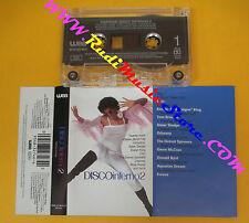 MC COMPILATION DISCO INFERNO 2 1993 Sister Sledge Chic Odyssey Freeez no cd lp
