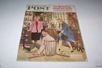 JUNE 20 1959 SATURDAY EVENING POST magazine CHAIR BROKE