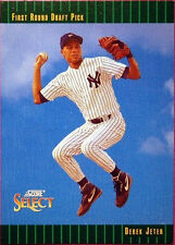 Topps Derek Jeter Modern (1981-Now) Baseball Cards