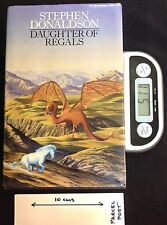 Daughter of Regals - HB 1st Ed by Stephen Donaldson