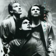 Alphaville + CD + Afternoons in Utopia (1986)