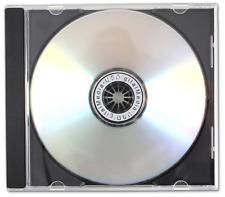 50 Pack Standard CD DVD Jewel Cases, Clear • NEW • Storage, Music