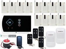 G56 APP Control GSM Smart Wireless Home Security Alarm Burglar System SMS Dial