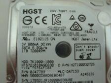 """Hitachi 0J47783 2.5"""" 1TB Travelstar Mobile Hard Drive 7200RPM"""