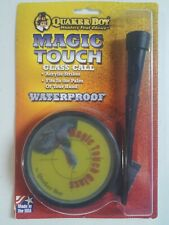 New Quaker Boy Magic Touch Glass Turkey Call 13611