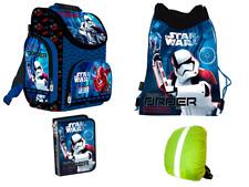 Star Wars VII Bb8 School Bag Backpack Knapsack Pencil Case Schulranzen