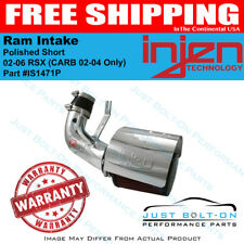 Injen Fits 02-06 RSX (CARB 02-04 Only) Polished Short Ram Intake IS1471P