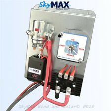 Charge controller Digital 12 VOLT with brake switch 4 wind and solar panels