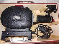 VINTAGE E LEITZ Wetzlar PARVO 250 Slide Film Projector Hektor lens READ DESC
