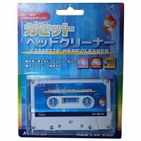 OHM Cassette Tape Head cleaner dry type