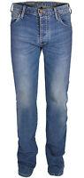 ARMANI Jeans | J45 Regular Fit classic blue treated STRETCH
