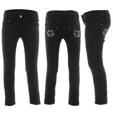Größe 134 Mädchen-Jeans im Skinny-Stil