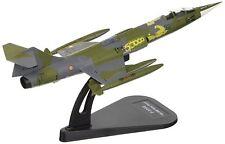 """ITALERI 1:100 DIE CAST AEREO F 104G """"50.000 FLYING HOURS"""" 3° STORMO 1992  79713"""