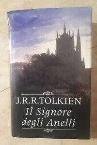 J.R.R. Tolkien Il Signore Degli Anelli Mondolibri Con Mappa No Rusconi/Bompiani