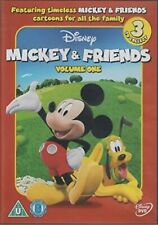 Mickey And Friends Volume 1 -  [DVD] Brand New Sealed