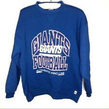 Russell athletic New York Giants football logo sweatshirt Youth XL made in USA