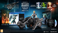 Final Fantasy VII Remake 1ST Class Edition PS4 Exclusive Collector's - Pre Order