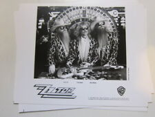 Zz Top 8x10 photo 1992