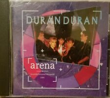 DURAN DURAN - ARENA  RECORDED AROUND THE WORLD 1984 CD CAPITOL