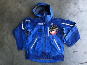 NWT The North Face Free Thinker Jacket Medium Blue Snowbird Gore-Tex Recco