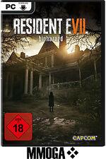 RESIDENT EVIL 7 BIOHAZARD VII - PC Spiele Code - STEAM Download Key NEU [DE][EU]