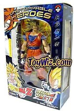 """Dragonball Z Unstoppable Heroes Super SS3 Goku 9"""" Action Figure"""