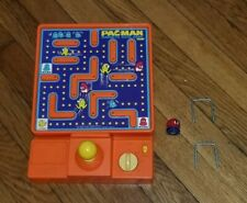 RARE! Vintage 1980 PAC MAN Magnetic Maze Game - Incomplete