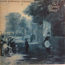 The Moody Blues / Long Distance Voyager vinyl lp Ex+ gate-fold 1981 Rock