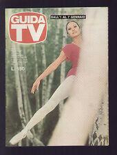 GUIDA TV MONDADORI 53/1978 ELETTRA MORINI BURINI RAI LOCALI MONTECARLO SVIZZERA