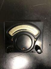 Vintage Hoyt Electrical Instruments D.C. Amperes 0-15