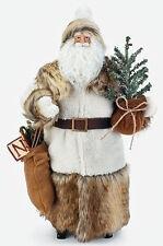 CHRISTMAS SANTA - WOODLAND SANTA WITH TOY SACK