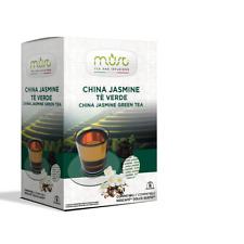 64 MUST Dolce Gusto Compatible China Jasmine Green Tea machine capsules (4 x 16)