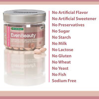 Nature's Bounty EvenBeauty Smooth Radiant Skin SoftGels 90 ct Exp 05/2020