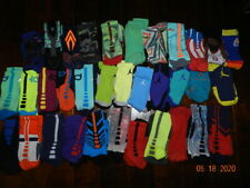 Nike Elite/Jordan/Elite/KD Stance 2 layer Dri-Fit Sock Lot 39 Pairs