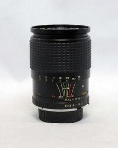 Magnicon 28-75mm 1:3.5-4.5 Auto Zoom Macro Lens Manual Focus Lens Minolta MD