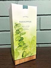 Thymes Eucalyptus Body Lotion 9.25oz - NEW IN BOX & FRESH - Fast Free Shipping!
