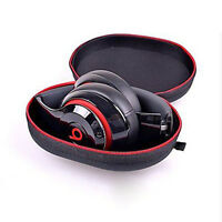 US Carrying Case Storage Bag Box Pouch for Beats by Dr. Dre Studio Solo HD Black